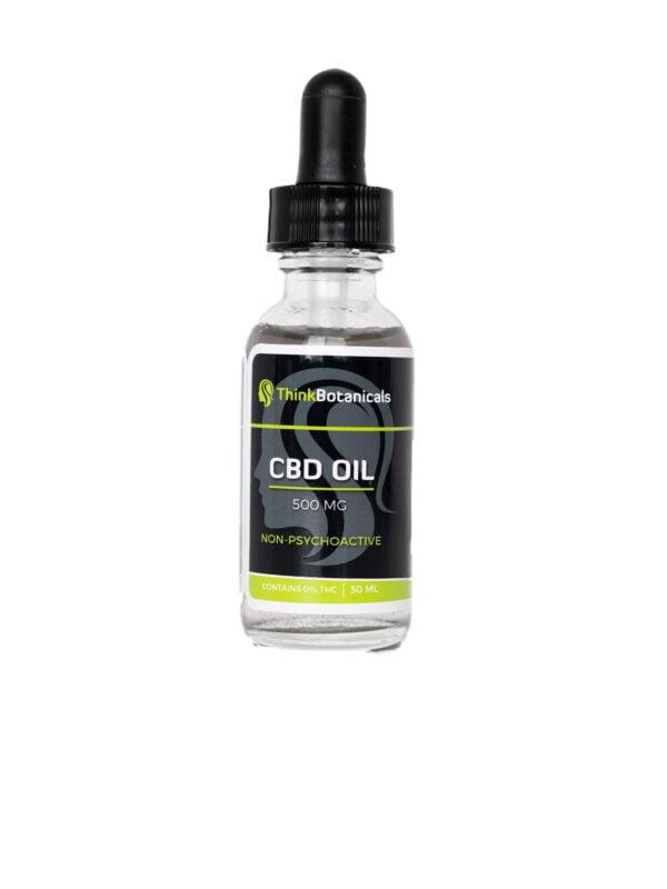 ThinkBotanicals CBD Oil 500mg