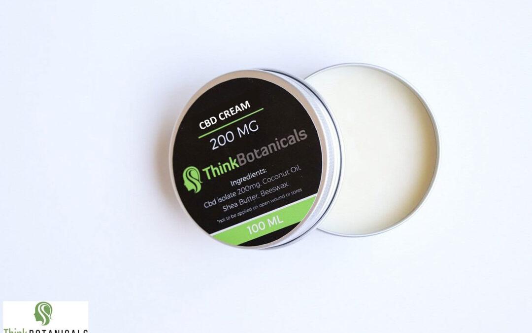 CBD Cream Canada